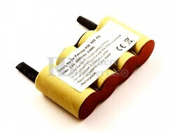 Batería para Aspirador Kaercher K50, K55, K85, NiMH 4,8V 2000mAh