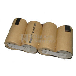 Batería para Aspirador Karcher Besen K50 4,8 Voltios 3.000 mah