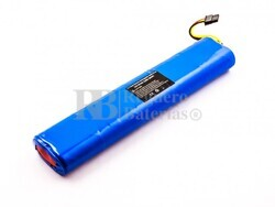 Batería para aspirador Neato Botvac 85, NiMH, 12V, 3000mAh