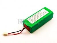Batería para Aspirador Philips Easystar FC8800, FC8802, NiMH, 14,4V, 800mAh