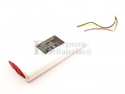 Batería para Aspirador Samsung VC-RE70V, -RE72V, NiMH, 14,4V, 2600mAh