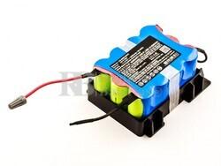 Batería para Aspirador Siemens VBH14401 NiMH 14,4V 2000mAh