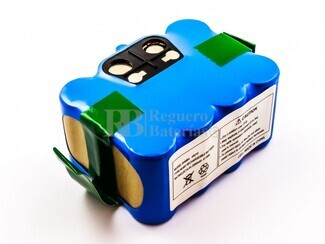 Batería para Aspirador Samba XR210, NiMH, 14,4V, 3300mAh