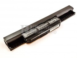 Batería para Asus A32-K53, A42-K53, A53SJ, K43U, K53B, K53BY, K53E, A43SV, A43U, A53B, A53E