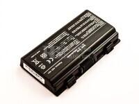 Batería para Asus A32-T12, A32-X51, X51L, X51R, X51RL, X58, X58C, X58L, X51H, T12ER, T12C, T12, X58LE