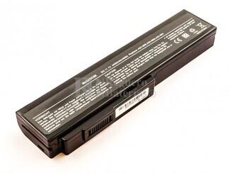 Batería para Asus A33-M50, X55SV, M51VA, M51VR, M70, M70SA, G50VT, M50Q, M50SA, M50S, M50SR, M50SV