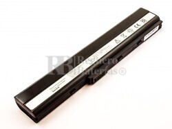 Batería para Asus A41-K52, A31-K52, A42-K52, A32-K52, A52JR-X1, K42F, A52SERIES, K52JK, K52JC