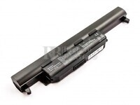 Batería para Asus A45A, A55A, A32-K55,A55VS Series, A75 Series, A75A Series, A75D Series