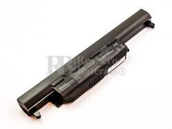 Batería para ASUS A45A, A55A, A32-K55,K75VM-T2119V-BA75DE-TY043V, A75VD, A75VM