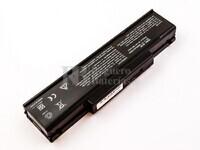 Batería para Asus A9T, A9, A9000, Z9, A9500, S96, S62,Benq JOYBOOK R55,MSI M655, M660, M662, M675, M670, M677