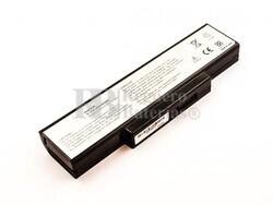 Batería para Asus K72JR, K72JQ, K72JM, K72JL, K72JK,N73, N73Q, N73SW, N73SV, N73SN, N73SL