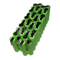Batería para bicicleta Giant Twist Energy Set