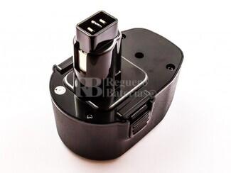 Batería para Black Decker 14.4 Voltios 3 Amperios