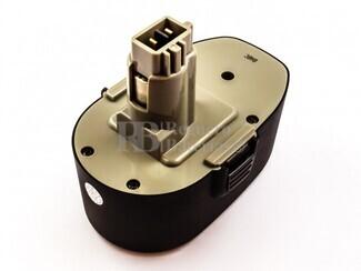 Batería para Black Decker 18 Voltios 3 Amperios