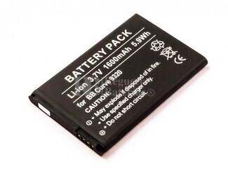 Bateria para BlackBerry CURVE 9220, CURVE 9320, J-S1