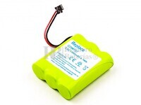 Batería para teléfonos inalámbricos Bosch, Daewoo, Samsung, Stabo