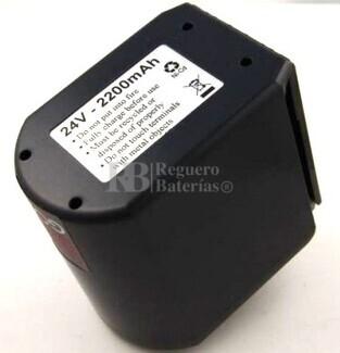 Bateria para Bosch GBH 24VFR, GBH 24VRE, 11225VSRH, 11225VSR, 0 611 260 539