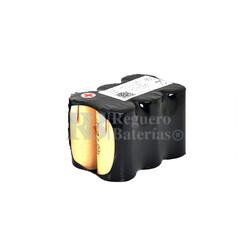 Batería para Buscador de Satélite BIRDOGUSBPLUS BP7233-2 7,2 Voltios 3.000 mah