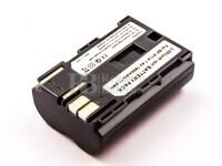 Batería BP-511A para cámaras Canon MVX3I, OPTURA 10, OPTURA 100MC, OPTURA 20, OPTURA 200MC
