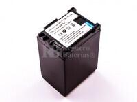 Batería BP-827, para cámaras Canon LEGRIA HF S10, LEGRIA HF S100,VIXIA HF10, VIXIA HF S21
