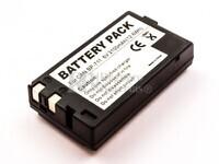Batería BP-711 para cámaras Canon L1, J20, J100, J10, H-850UC-1, H850, L10, L2, LX1