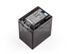 Batería BP-745 para cámaras Canon iVIS HF M51, iVIS HF M52, iVIS HF R30, iVIS HF R31, iVIS HF R42,