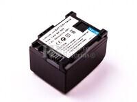 Batería BP-809 para cámaras Canon LEGRIA HF21, LEGRIA HF200, LEGRIA HF20, VIXIA HF S11