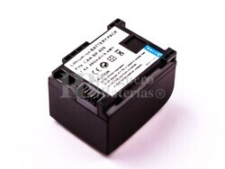 Bater�a para Canon BP-809, Li-ion, 7,4V, 860mAh, 6,4Wh,