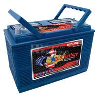 Bateria para carretilla elevadora 12 voltios 130 Amperios C20 330x171x238 mm US Battery US31DCXC