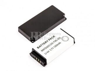 Bateria para consola Nintendo DSI de gran capacidad 1.300 mAh