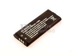 Batería para Nintendo DSI LL, UTL-001 3,7V, 900mAh, 3,3Wh Li-Ion