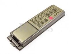 Bateria para Dell PRECISION M60, LATITUDE D800 SERIES, INSPIRON 8600 SERIES, INSPIRON 8500 SERIES