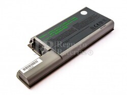 Batería de larga duración para Dell PRECISION M65, PRECISION M4300 MOBILE WORKSTATION, LATITUDE D830, LATITUDE D820, D531N, LATITUDE D531