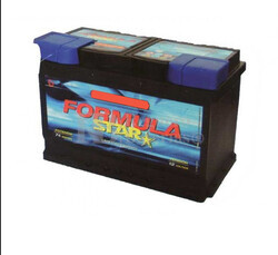 Bateria para embarcacion 12 Voltios 60 Amperios FORMULA STAR FS60