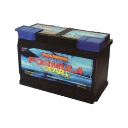 Bateria para embarcacion 12 Voltios 75 Amperios FORMULA STAR FS75