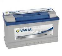 Batería para embarcaciones VARTA 12 Voltios 95 Ah Profesional Starter 930 095 080 Ref.LFS95 EN 800A 353X175X190