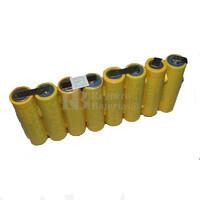 Batería para Fluke 2950-2018-01 9,6 Voltios 2.200 mah