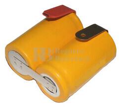Batería para Fluke 8010A 2.4 Voltios 3.000 mah