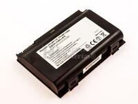 Batería para FUJITSU LifeBook A1220, LifeBook A6210, LifeBook A6220, LifeBook A6230, LifeBook AH550, LifeBook E780