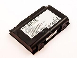 Batería para FUJITSU LIFEBOOK NH570, Li-ion, 14,4V, 4400mAh, 63,4Wh, negro