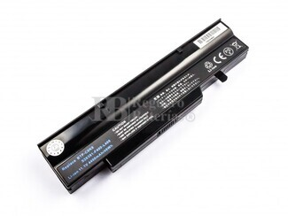 Bateria para Fujitsu-Siemens AMILO PRO V3405, AMILO PRO V3505, AMILO PRO V8210, ESPRIMO MOBILE V6545, ESPRIMO MOBILE V6535,
