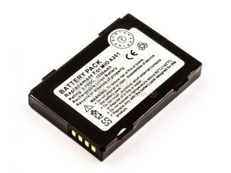 Bateria para Gps T-605 Airis, Mitac Mio 180, Mio A200, Yakumo Delta X GPS...