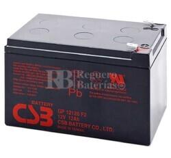 Batería para Grúa 12 Voltios 12 Amperios GP12120