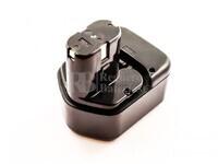 Batería para Hitachi WH 12DMR 12V 2A