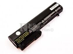 Bateria para  HP EliteBook 2530p, Li-ion, 10,8V, 4400mAh, 47,5Wh, Li-ion, 10,8V, 4400mAh, 47,5Wh