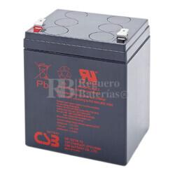 Batería para HR5.5-12 B.B Battery