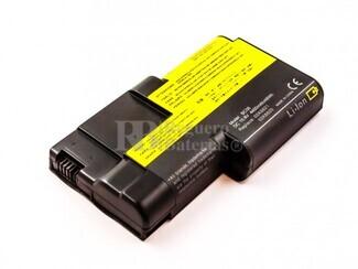 Batería para IBM THINKPAD T24 SERIE, THINKPAD T23, THINKPAD T22, THINKPAD T21, THINKPAD T20