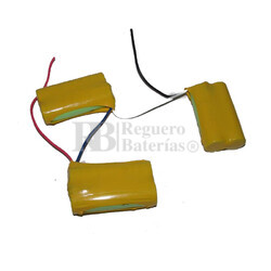 Batería para Indicador de Fuerza Mecmesin AFTI 7.2 Voltios 2.200 mah