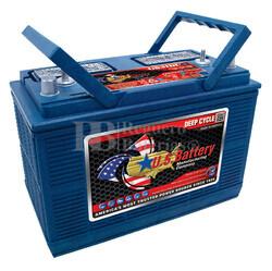 Bateria para instalaci�n solar 12 voltios 130 Amperios C20 330x171x248 mm US Battery US31DCXC