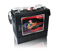 Bateria para instalación solar 12 voltios 200 Amperios C20 397x178x378 mm US Battery US185XC2